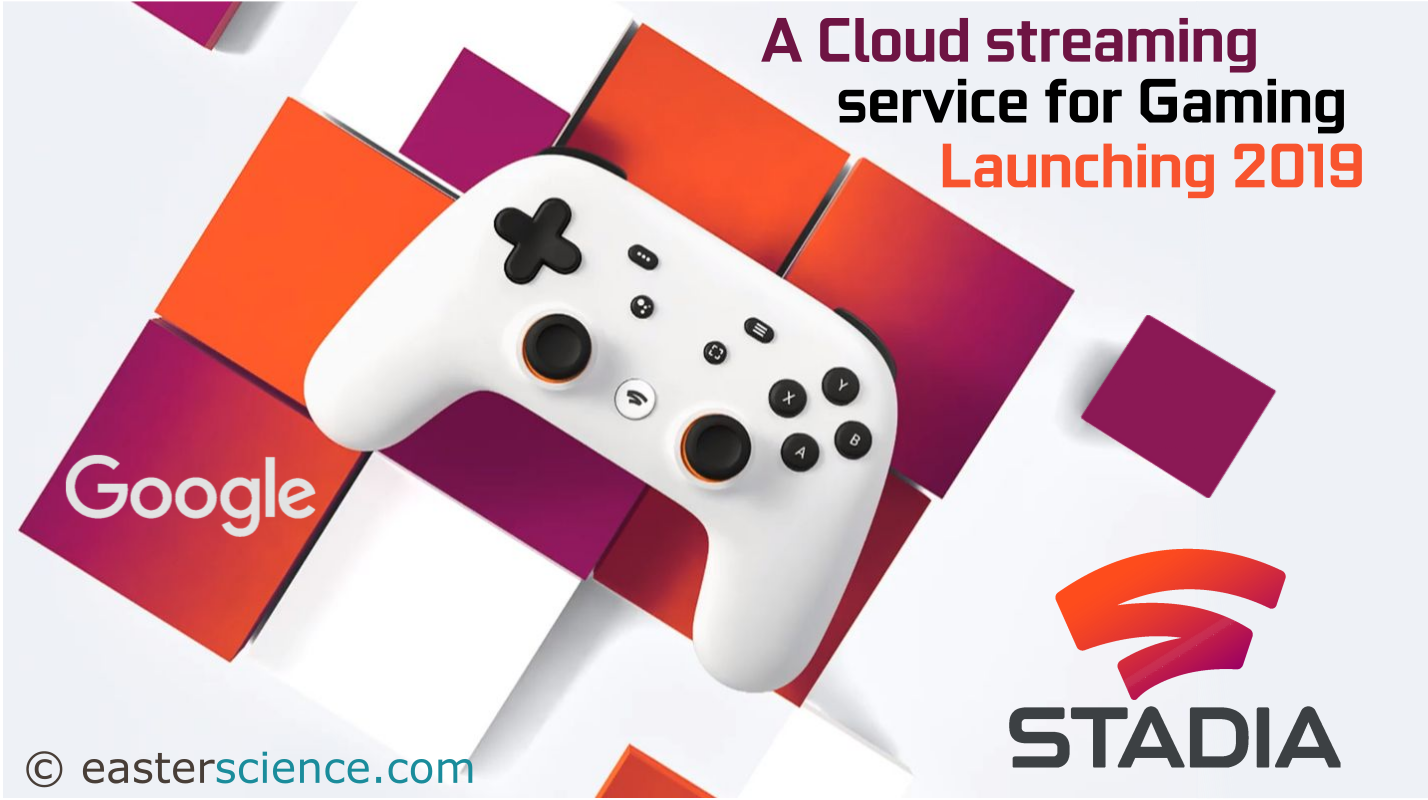 Google Stadia, play high-end games using browser only| Future of